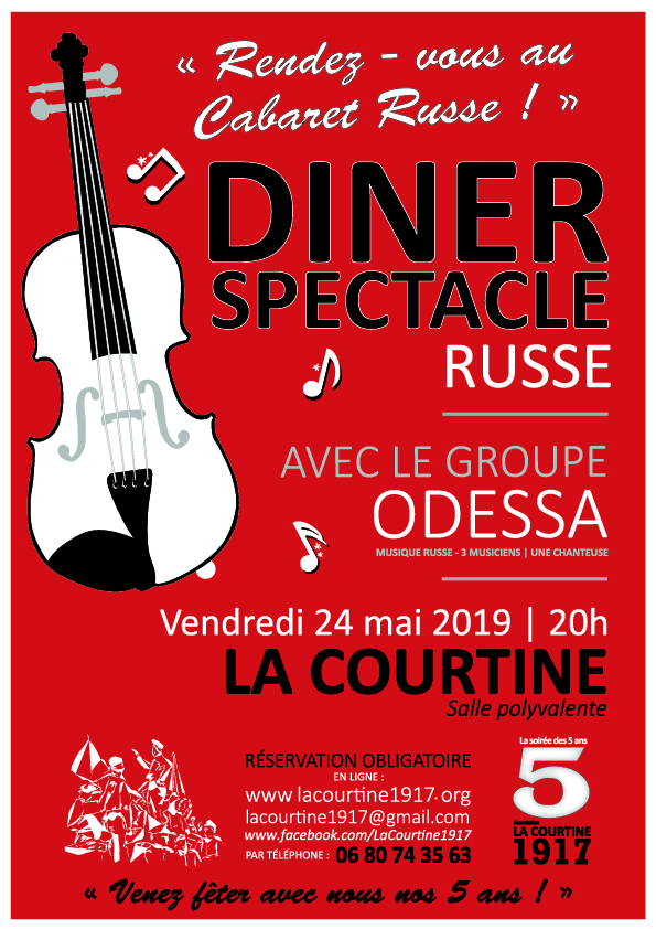 Flyer A6 - rouge dv. OK copier